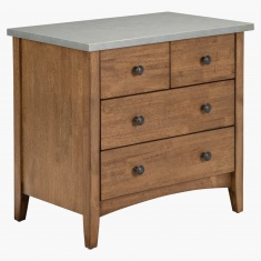 Springfield 4-Drawer Nightstand