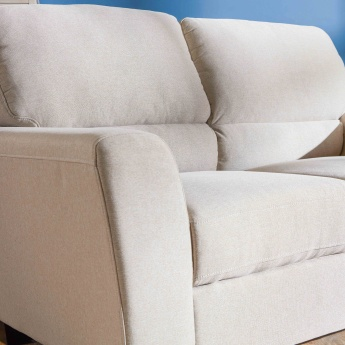 Lexi 2-Seater Sofa with Square Arm