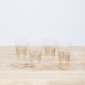 Alexandrina Printed Tumbler - Set of 4