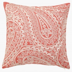Paisley Cushion Cover - 45x45 cms