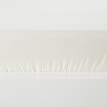 HygroTencel Wellness Damask Fitted Sheet - 155x205 cms