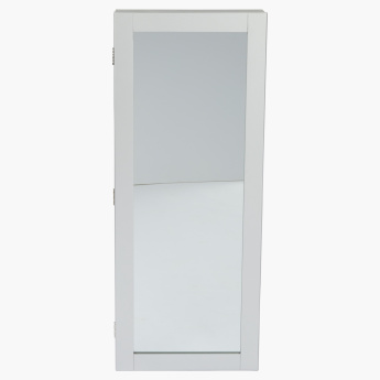 Macy Jewellery Cabinet with Mirror