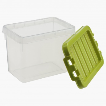 Storage Box with Lid - Set of 4