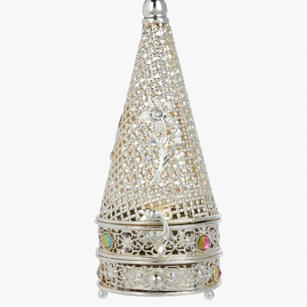 Arabic Studded Incense Burner