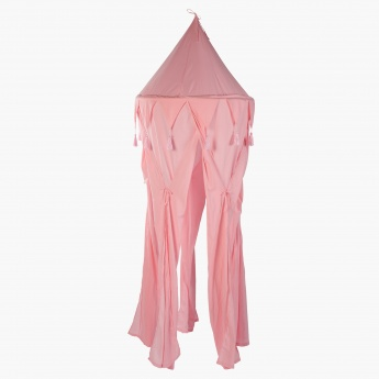 Fiona's Princess Canopy with Tassels