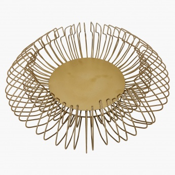 Dijon Round Wire Piller Candle Holder