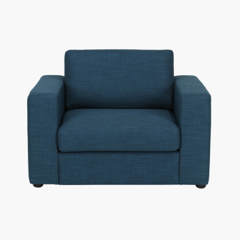 Eterno Armchair with Reversible Seat Cushion