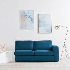 Eterno 2-Seater Right Arm Sofa