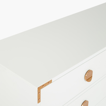 Melrose 6-Drawer Chest of Drawers