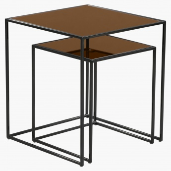 Toro End Table - Set of 2