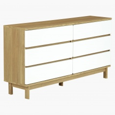 Arkin 6-Drawer Chest