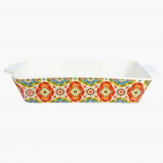 Grand Bazar Printed Baking Tray