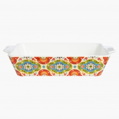 Grand Bazar Printed Baking Tray - Medium