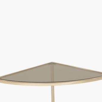Eterno Majlis End Table
