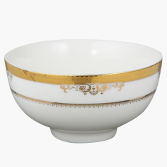 Royal Majestic Printed Bowl