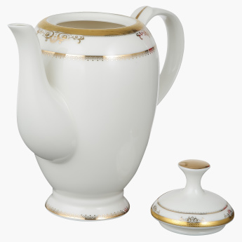 Royal Majestic Printed Tea Pot - 1.3 L