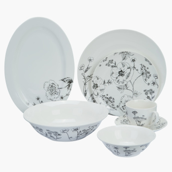 Botanical Vito 32-Piece Dinner Set