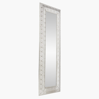 Saron Moulded Wall Mirror - 50x5x150 cms