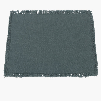 Classa Fringed Placemat