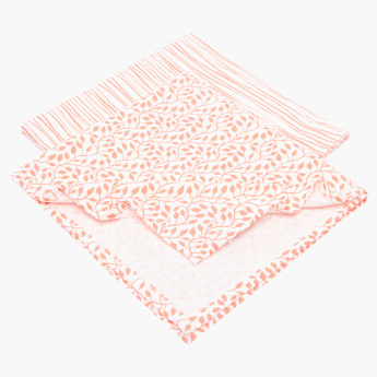 Assorted Printed Square Napkin - Set of 2