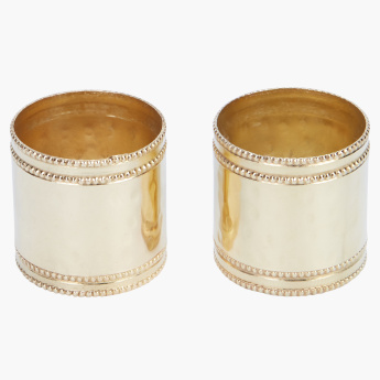 Palampore Napkin Ring - Set of 2