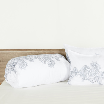 Aleena Embroidered 3-Piece King Duvet Cover Set - 230x200 cms