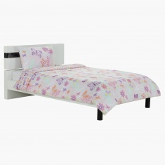 Emily Butterfly Printed 2-Piece Full Comforter Set - 160x240 cms