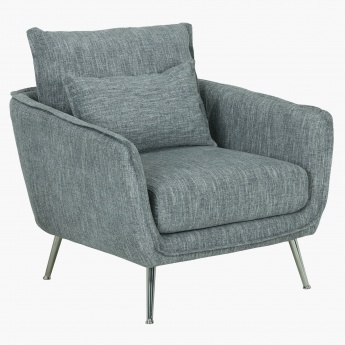 Palmer Textured Armchair