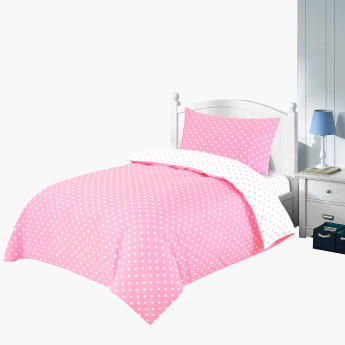 Ditsy's Printed 2-Piece Duvet Cover Set - 200x135 cms