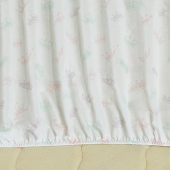 Juliana's Fitted Sheet - 120x200x33