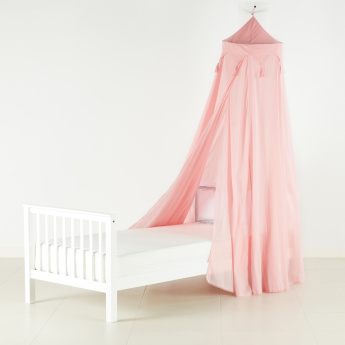 Sandi's Voile Bed Canopy - 50x200 cms