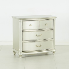 Amelia 4-Drawer Chest of Drawers