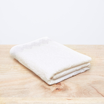Skamri Textured Bath Sheet - 90x150 cms