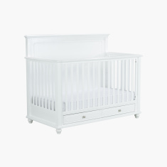 Little Dreamer 2-Drawer Cot
