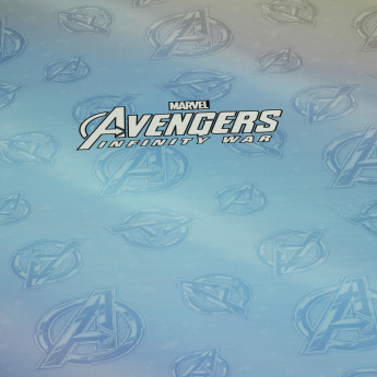 Marvel Avengers Printed Full Fitted Sheet - 120x200 cms