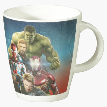 Marvel Avengers Infinity War Printed 4-Piece Tableware Set