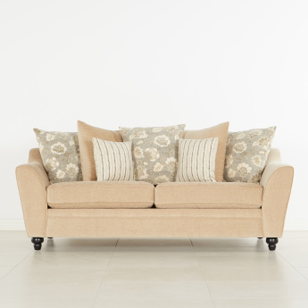 Elizabeth 3-Seater Sofa with Scatter Cushions