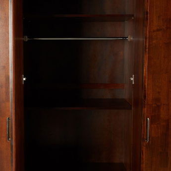 Trio 6-Door Wardrobe