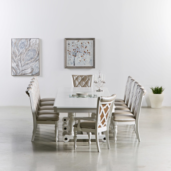 Angelina 12-Seater Dining Table Set