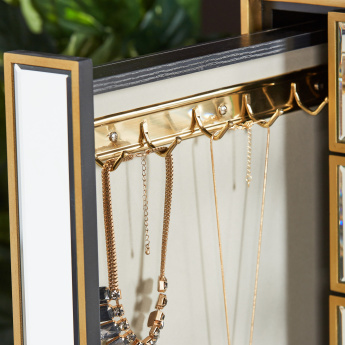 Bellezza 8-Drawer Jewellery Closet