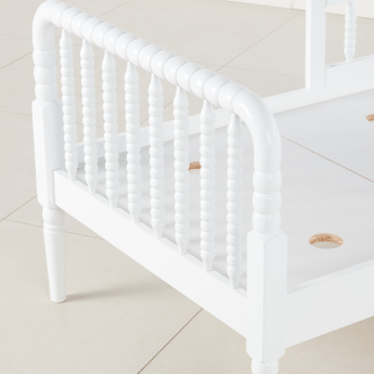 Skyler Toddler Bed with Support System