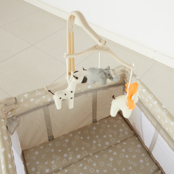 Jungle Playpen with Changer