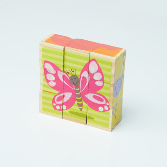 Maddie Insect Block 9-Piece Puzzle Set