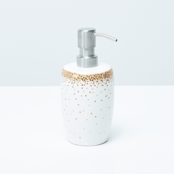Sandi Starry Printed Soap Dispenser