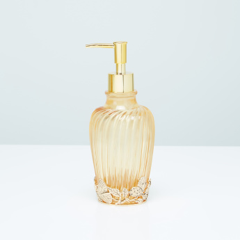 Danaid Metallic Detail Soap Dispenser