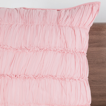 Sandi Frill Detail Cushion Cover - 65x65 cms