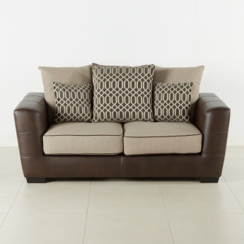 Santorini 2-Seater Sofa with Cushions