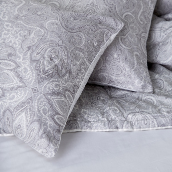 Melissa Printed 3-Piece King Duvet Cover Set - 220x230 cms