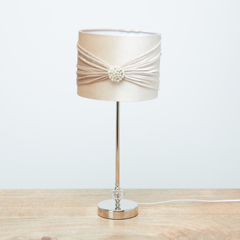 Adelaide Table Lamp with Pearl Detail