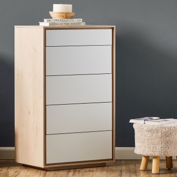 Calaluna Chest of 5-Drawers